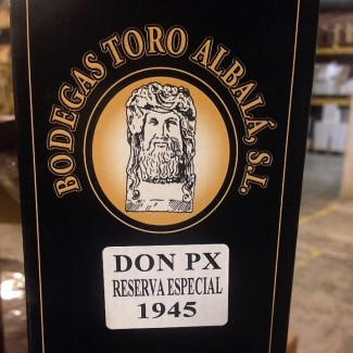 Bodegas Toro Albalá - Don Px Marques de Poley 1945