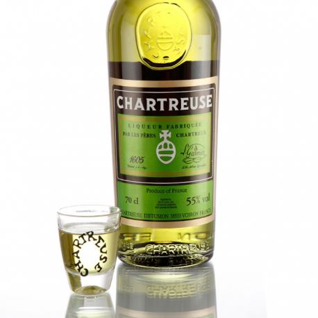 Chartreuse Verde - Les Pères Chartreux