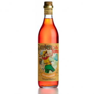 Punch al mandarino 35% 70cl.