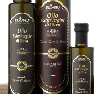 """Olio EVO Terra di Bari DOP """"Torre di Mossa"""" (50cl)"""