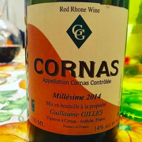 Gilles - Cornas 2014