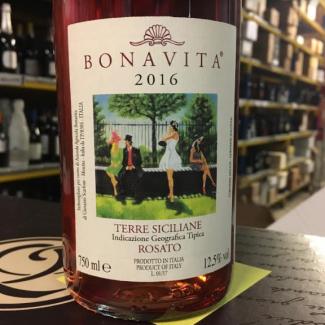 Rosato 2016 Terre Siciliane igt