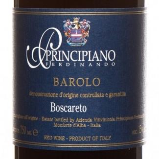 Barolo Boscareto 2012