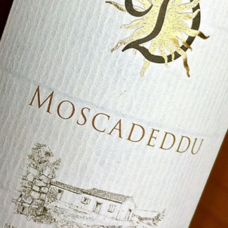 Moscadeddu 2015 Romangia Bianco igp Passito