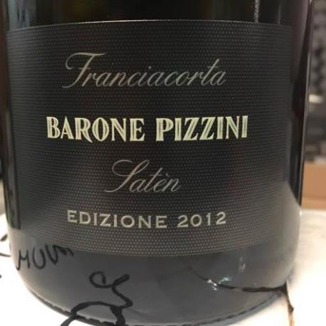 Franciacorta Brut Satèn 2012 (bio) - Barone Pizzini