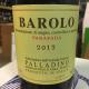 Barolo 2013 Parafada  - Palladino