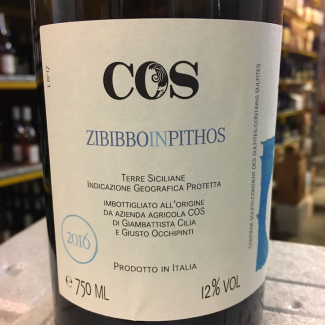 Zibibbo in Pithos 2016
