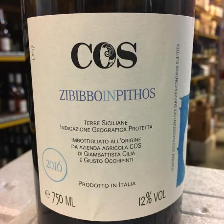 Zibibbo in Pithos 2016 - COS