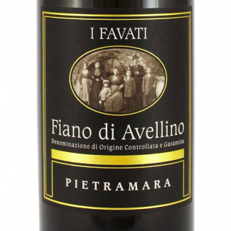 Fiano di Avellino Pietramara 2016 Etichetta Nera