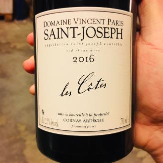 """Saint-Joseph 2016 """"Les Côtes"""""""