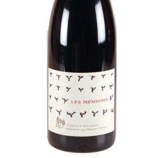 Les Mémoires 2015 Saumur Champigny