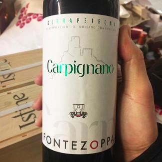 Serrapetrona doc Carpignano 2014 - Fontezoppa
