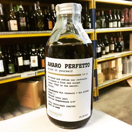 Amaro Pefetto - Drink | It