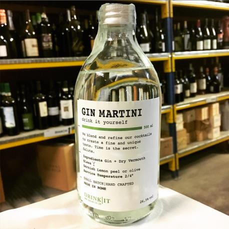 Gin Martini - Drink | It