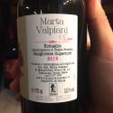 Marta Valpiani Rosso 2016 Romagna Sangiovese Sup. [SCREWCAP]