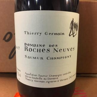 Domaine des Roches Neuves - Saumur Champigny 2017