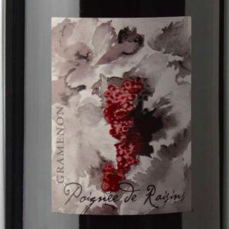 Poignée de Raisins 2017 Côtes du Rhône Rouge
