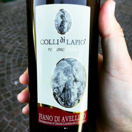 Fiano di Avellino 2017 - Colli di Lapio