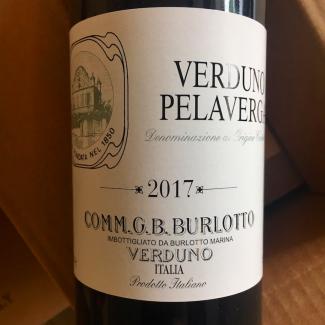 Comm. G. B. Burlotto - Verduno Pelaverga 2017