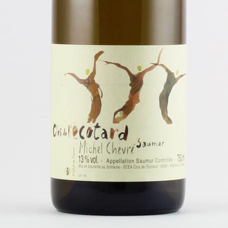 Saumur Blanc 2016 Clos de L'Ecotard - Michel Chevre