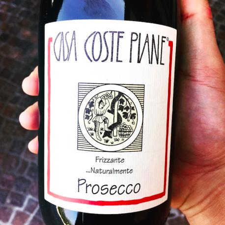Casa Coste Piane - Prosecco doc Treviso Frizzante... Naturalmente