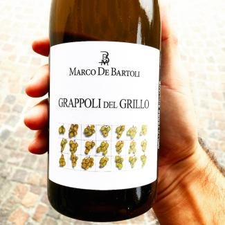 Grappoli del grillo 2016 Grillo Terre Siciliane