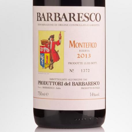 Produttori del Barbaresco - Barbaresco Montefico 2013 Riserva