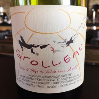 Grolleau 2017 Vin de Pays du Val du Loire