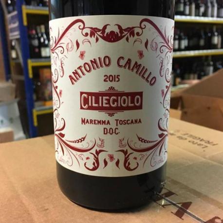 Principio 2017 Maremma Ciliegiolo - Antonio Camillo