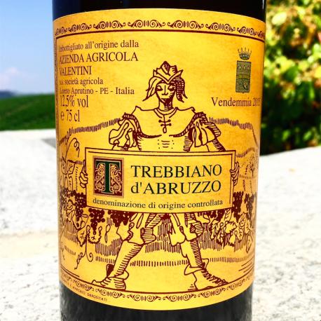 Valentini - Trebbiano d'Abruzzo 2015