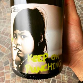 Keep On Punching 2017 MAGNUM - Testalonga Baby Bandito